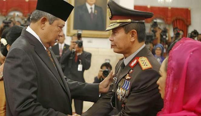 TANGGAPAN SBY TENTANG ISU 'PEMBERSIHAN ORANG-ORANG SBY' 2015