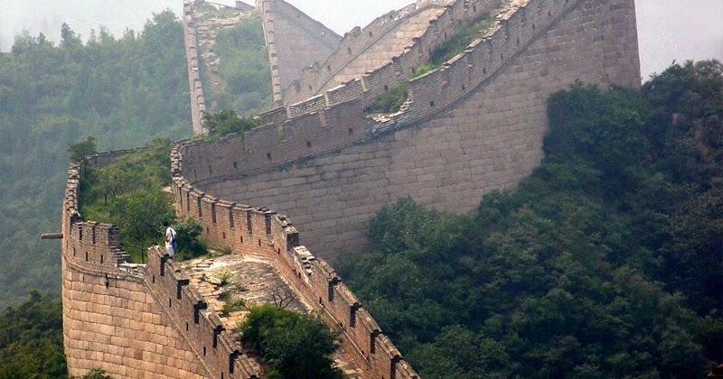 Secreto de la muralla china asia donde quiero ir for Q es la muralla china