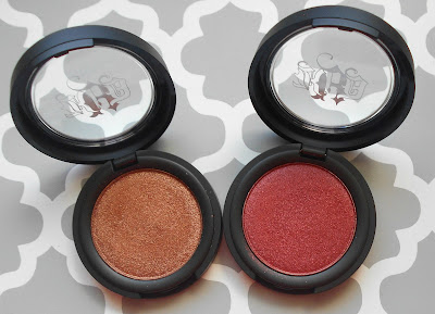 Kat Von D Metal Crush Eyeshadows