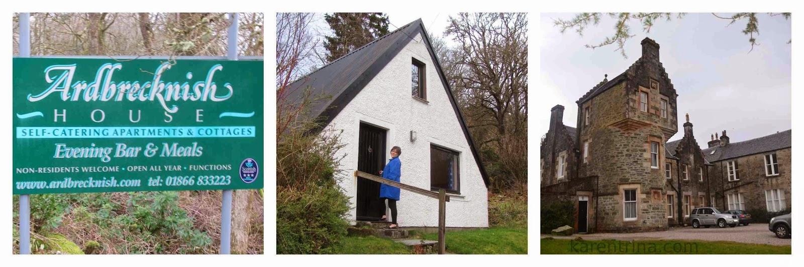 Ardbrecknish House