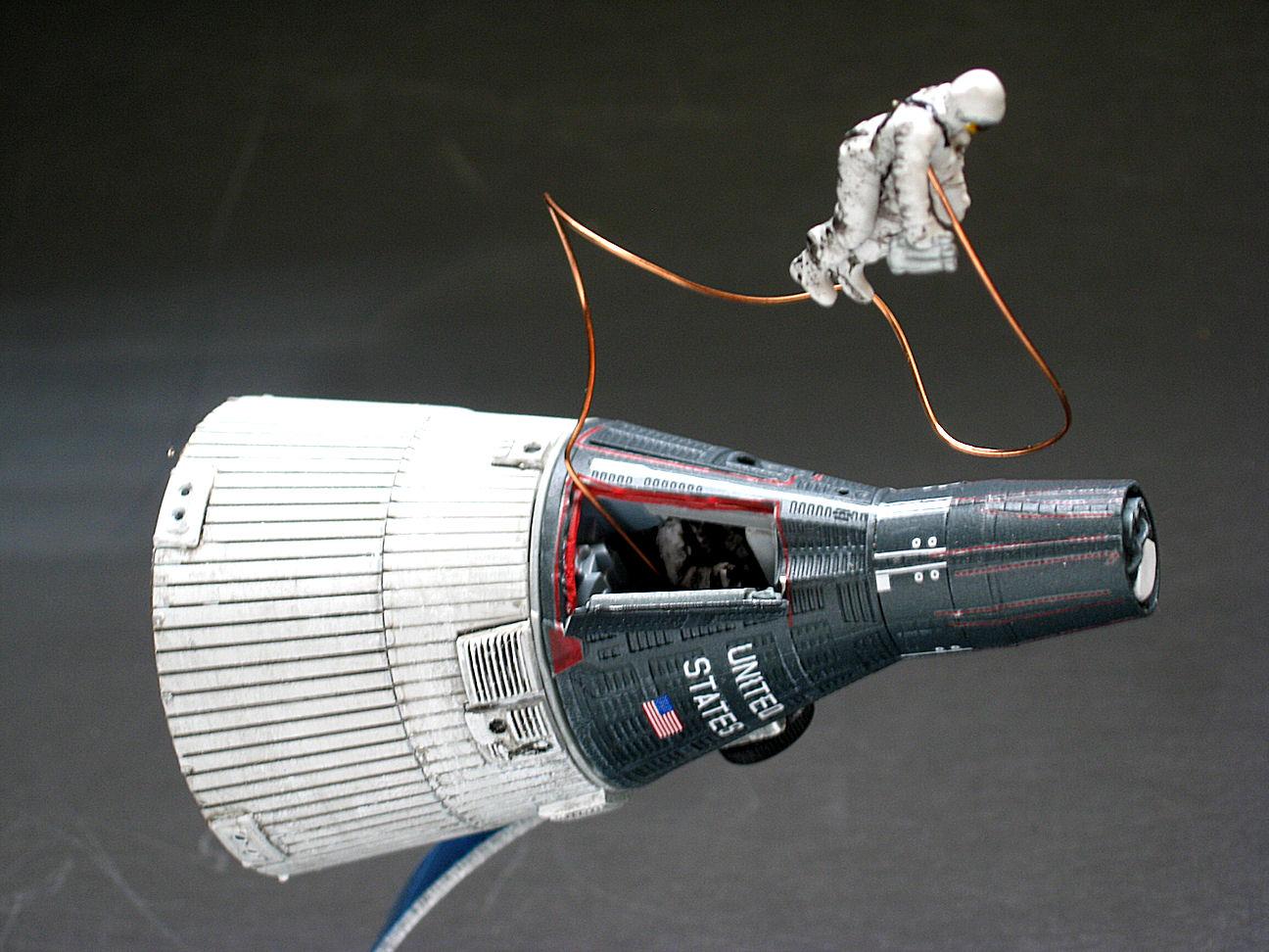 gemini 4 spacecraft documents - photo #28