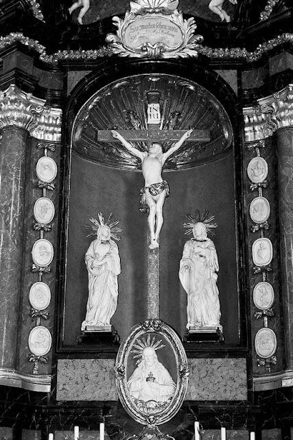 Hohenfels Volks: Bamberg Crucifix