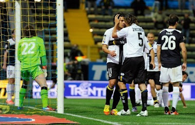 Hasil Pertandingan Terbaru Parma VS Lazio 3 - 1