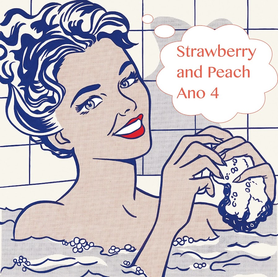 Strawberry and Peach Ano 4