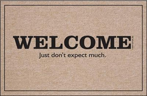 Sup! Welcome+-+just+don't+expect+much