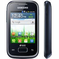 سامسونج جالاكسي بوكيت ديوس  Samsung Galaxy Pocket Duos