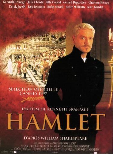 hamlet film interpretation Stoppard en tirera le film du même nom, rosencrantz et guildenstern sont morts, en 1990 hamlet-machine (1977) de heiner müller.
