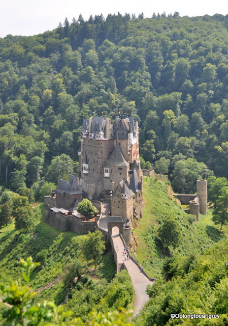 Castle Eltz, Moselle Valley, Wierschem, Germany