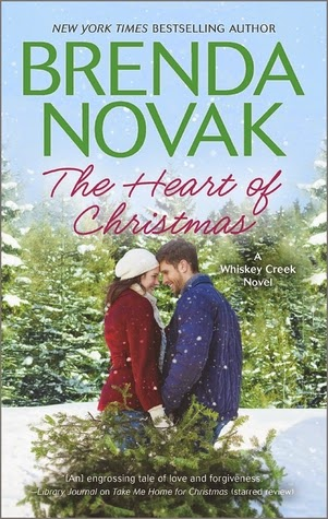 The Heart of Christmas {Brenda Novak} | #bookreview #bookbloggers #tingsmombooks