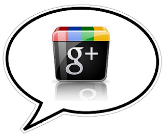 Google Plus Comments Logo