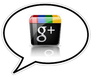 Google Plus Comments Logo