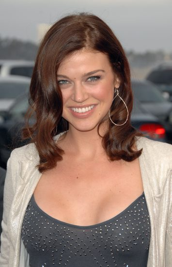 Short curly bob hairstyle adrianne palicki hairstyles - Bob Hairstyles 2013 Long Hairstyles