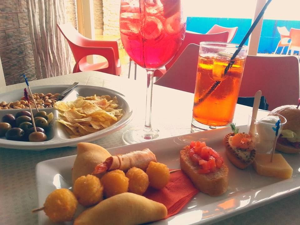 Passione food-wine : Le Terrazze Santa Lucia: la bella stagione tutto ...