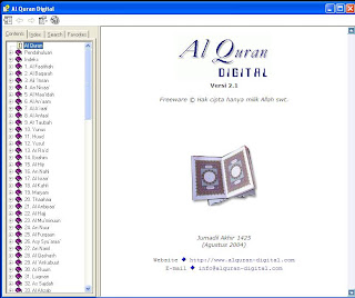 Download Software Al Quran Digital
