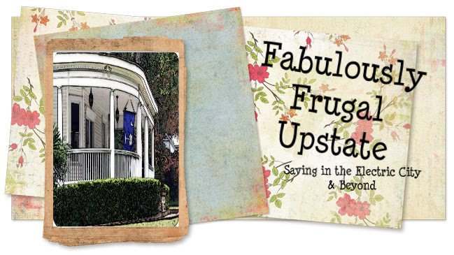 Fabulously Frugal Upstate
