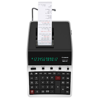 Canon MP27MG Calculator