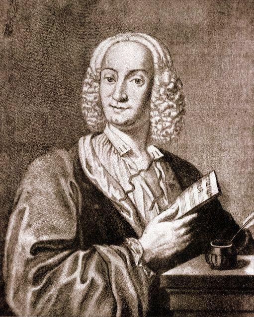 Retrato de Vivaldi