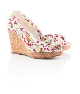 H&M Topuklu Yazlık Ayakkabı