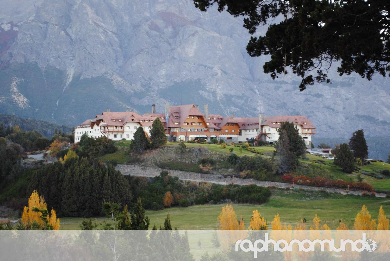 Circuito Chico : Bariloche sem neve circuito chico