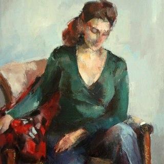 ����������� ���������. Hanna Doukhan