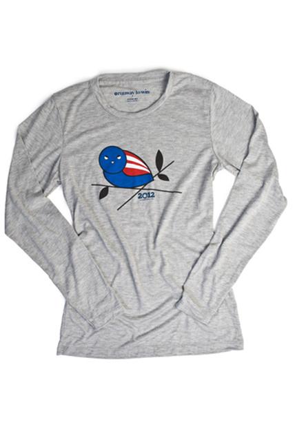 camiseta de Jason Wu para la campaña de Obama