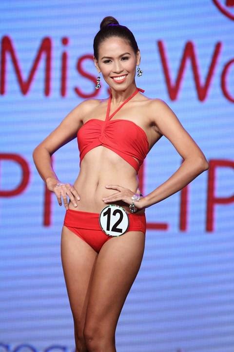 MISS WORLD PHILIPPINES 2014 C12