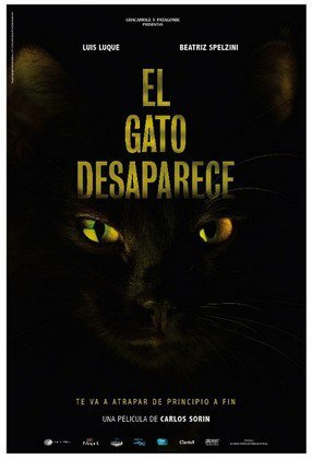 Ver El gato desaparece (2011) Online
