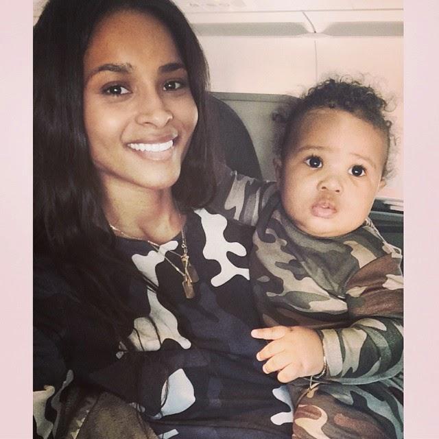 Photos: Ciara's Son is so Adorable