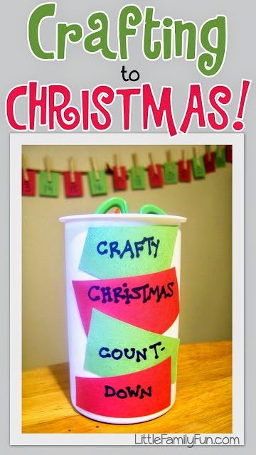 http://www.littlefamilyfun.com/2012/11/christmas-craft-countdown.html