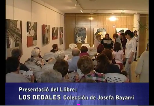 Vídeo presentación del Libro de los Dedales
