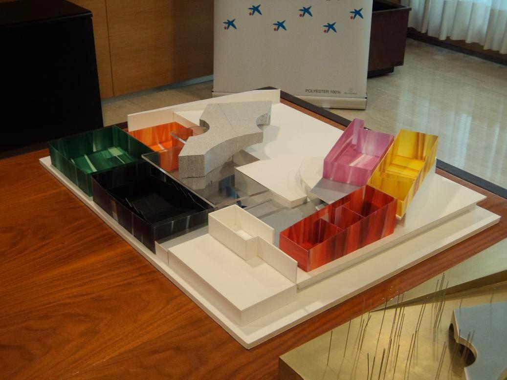 Cultura de sevilla la caixa presenta su nuevo caixaforum for Oficinas caixa sevilla