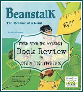 Beanstalk: The Measure of a Giant (Children's Book Review)