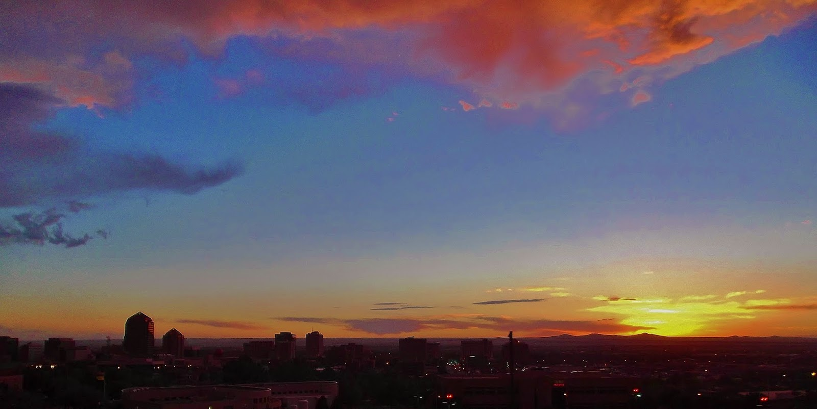 Albuquerque-new-mexico-sunset