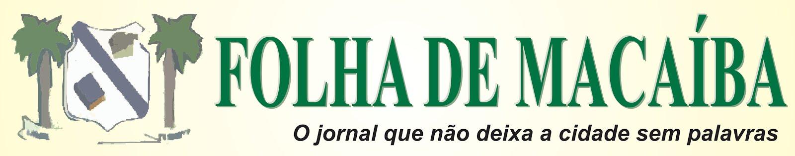 Folha de Macaiba