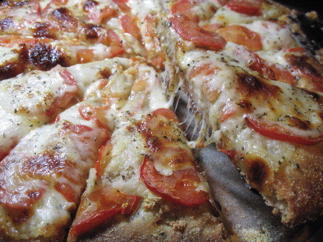 Garlic Lovers Pizza Recipe