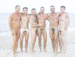 Enjoying Close Friends Naked!