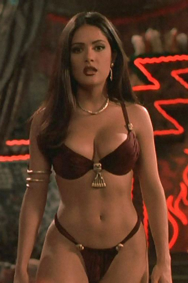 Salma Hayek Geous Beauty