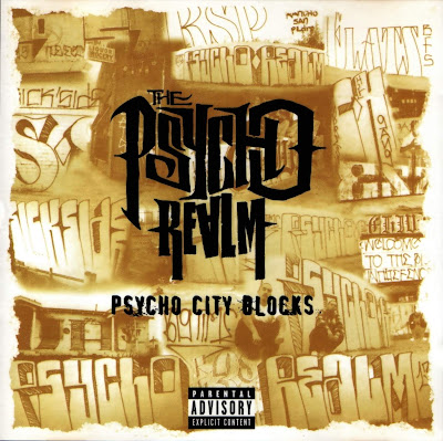 The Psycho Realm – Psycho City Blocks (CDS) (1997) (320 kbps)