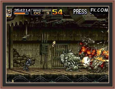 Metal Slug 2 Screen Shot No.3