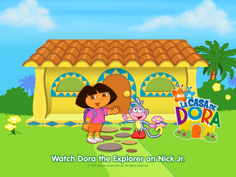 Dora la Exploradora: La educación divertida