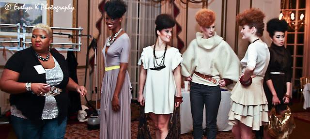 Peace through Fashion-getting ready