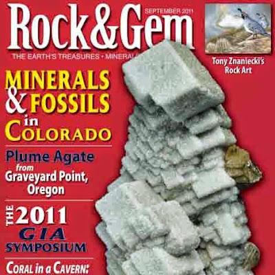 Rock & Gem Septiembre 2011 - Bajar pdf