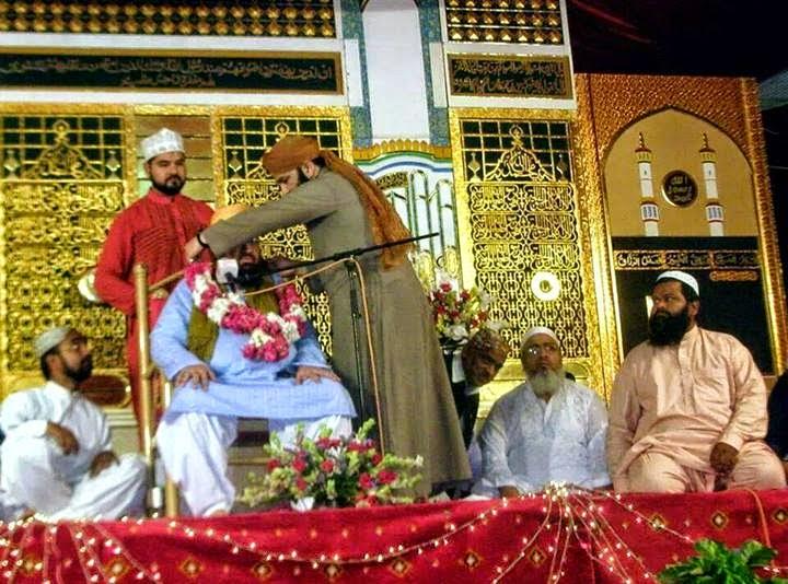special program ramadaan karachi pakistan allama kaukab noorani okarvi