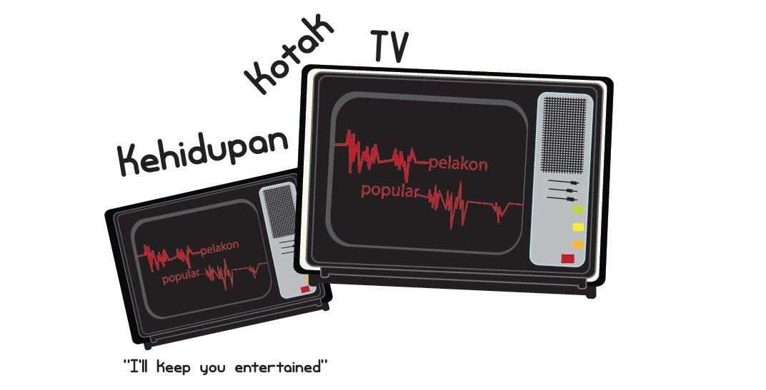 Kehidupan Kotak TV