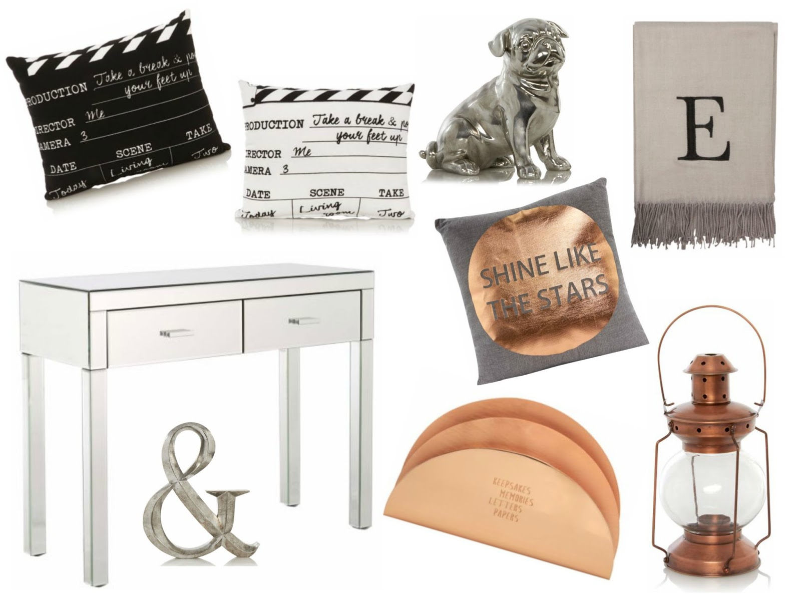 Autumn/Winter Homeware Wishlist