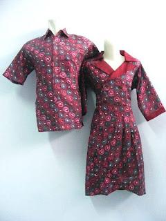 Model Baju Pasangan