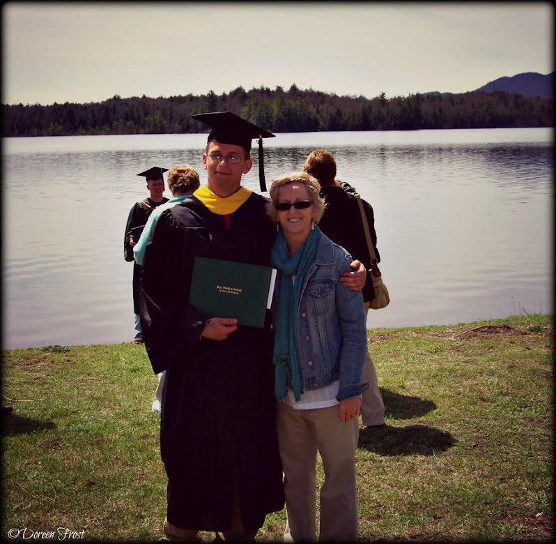 ~Kurt & I...May 5th 2012, Kurt's College Graduation~