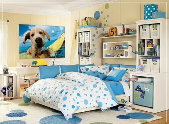 ... Interest To The Kids Bedroom Décor, Adjust To Their Preferences. On The  Contrary, Boys Would Prefer Sporty Themes, Heroes, And Other Strong  Characters.