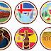 Novos badges do Untappd
