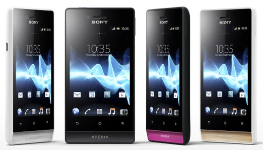 Sony Xperia Miro price in India